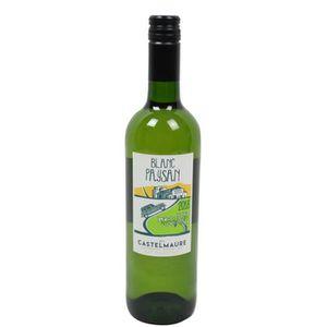 VIN ROUGE Blanc Paysan 2018 Corbières - Vin rouge du Langued
