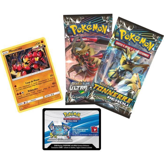 booster pokemon coffret achat vente jeux et jouets pas. Black Bedroom Furniture Sets. Home Design Ideas