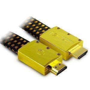 CÂBLE AUDIO VIDÉO Aliencable ExtremeSeries (2 m) - Câble HDMI 2.0 à