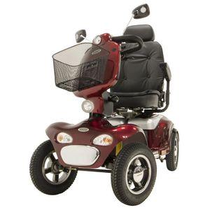 FAUTEUIL ROULANT Scooter électrique SHOPRIDER Senior et personnes à