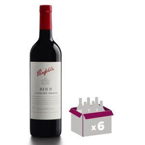 VIN ROUGE Penfolds Bin 8 Cabernet Sauvignon - Vin rouge d'Au