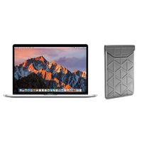 "APPLE MacBook Pro MPXR2FN/A - 13"" Intel Dual Core i5 2.3GHz - Stockage 128Go - Argent + TARGUS Housse - Argent"