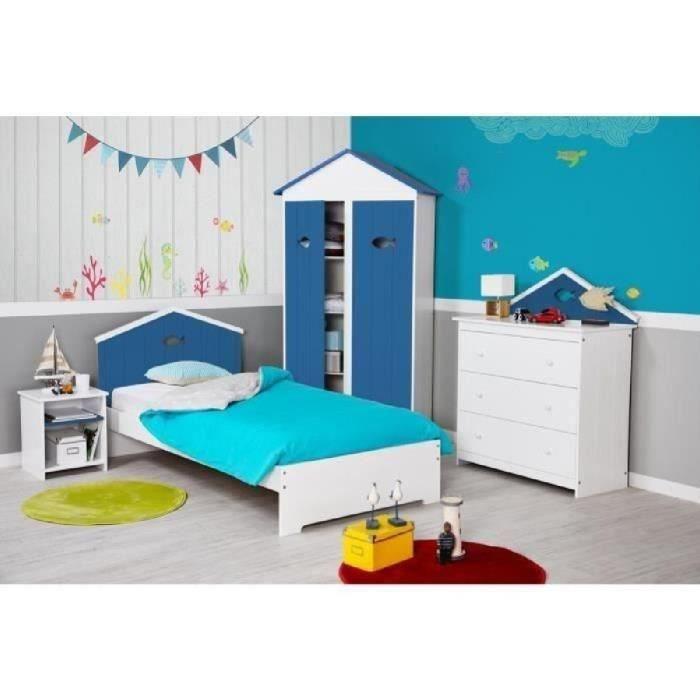 Chambre complete 90 x 190 achat vente chambre complete Chambre enfant 3 ans