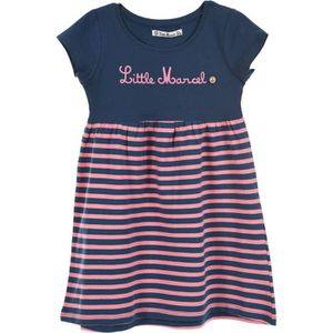 ROBE LITTLE MARCEL Robe Manches courtes Fille 95% Coton