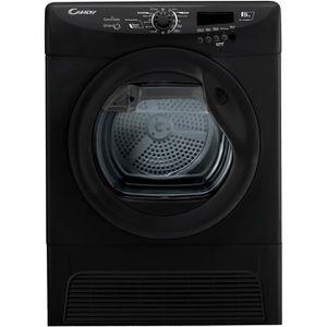 candy gcc 7913nbb s che linge condensation 9kg noir achat vente s che linge cdiscount. Black Bedroom Furniture Sets. Home Design Ideas