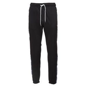 Promod Cropped Pantalon Pantalons Noir Et Large Femme nEESq1YT 280cc77e92e