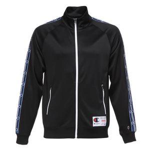 Sweat Vente Champion Achat Homme Zippé Shirt Noir 1YwBY