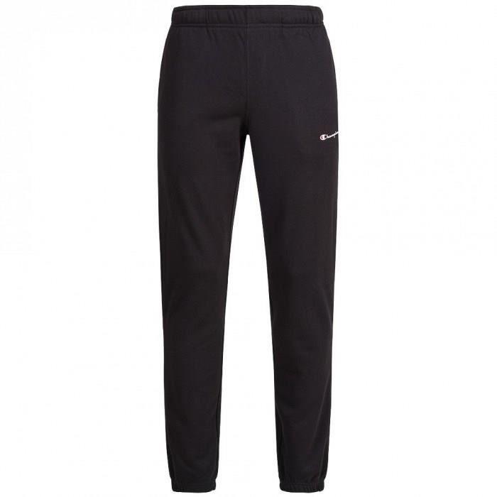 22a313f3449f CHAMPION Pantalon - Homme - Noir Noir - Achat   Vente pantalon de ...
