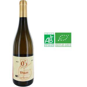 VIN BLANC Domaine la Guintrandy 2016  Visan - Vin blanc des