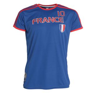 T-SHIRT NATIONS OF FOOTBALL T-Shirt Supporter - Homme - Bl