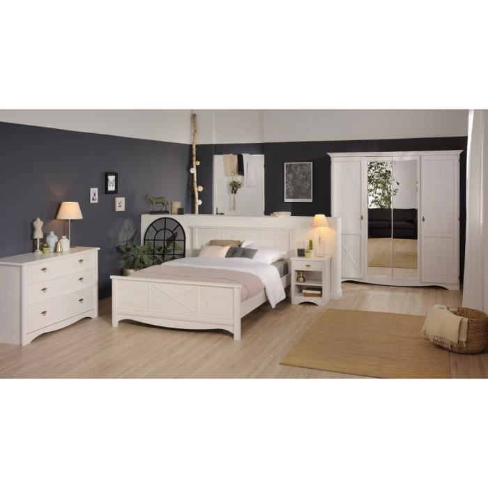 Cdiscount chambre a coucher adulte complete design de maison - Cdiscount chambre adulte ...