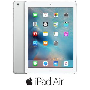TABLETTE TACTILE Apple iPad Air 128Go Wi-Fi Argent