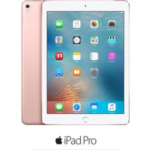TABLETTE TACTILE Apple iPad Pro - MM192NF/A - 9.7'' - iOS 9 - A9X 6