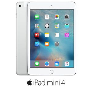 TABLETTE TACTILE Apple iPad Mini 4 Cellulaire - MNWF2NF/A - 7,9