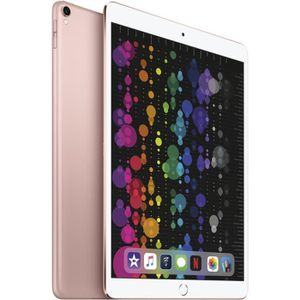 TABLETTE TACTILE iPad Pro 10,5'' 64Go WiFi - Rose Gold - 2017