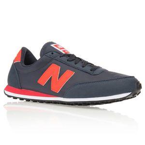 NEW BALANCE Baskets 410 Chaussures Homme Marine et orange