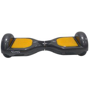 """HOVERBOARD TAAGWAY Hoverboard 6,5"""" Carbone 2 x 350 W Orange"""