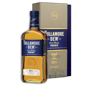 WHISKY BOURBON SCOTCH Tullamore Dew Phoenix 55° 70cl