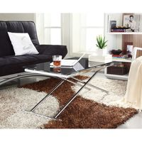 up & down table basse noire - achat / vente table basse up & down