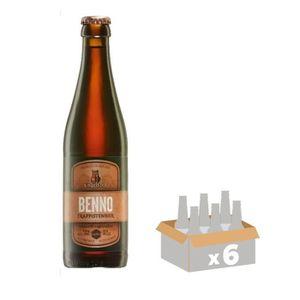 BIÈRE ENGELSZELL BENNO TRAPPIST Bière Ambrée 6,9° 0,33 L