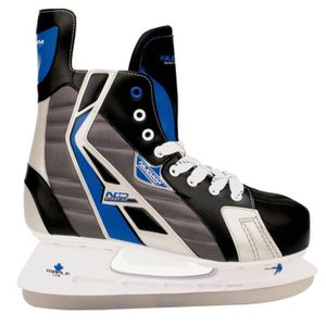 PATIN À GLACE NIJDAM Patins Hockey sur glace Deluxe - Adulte - G