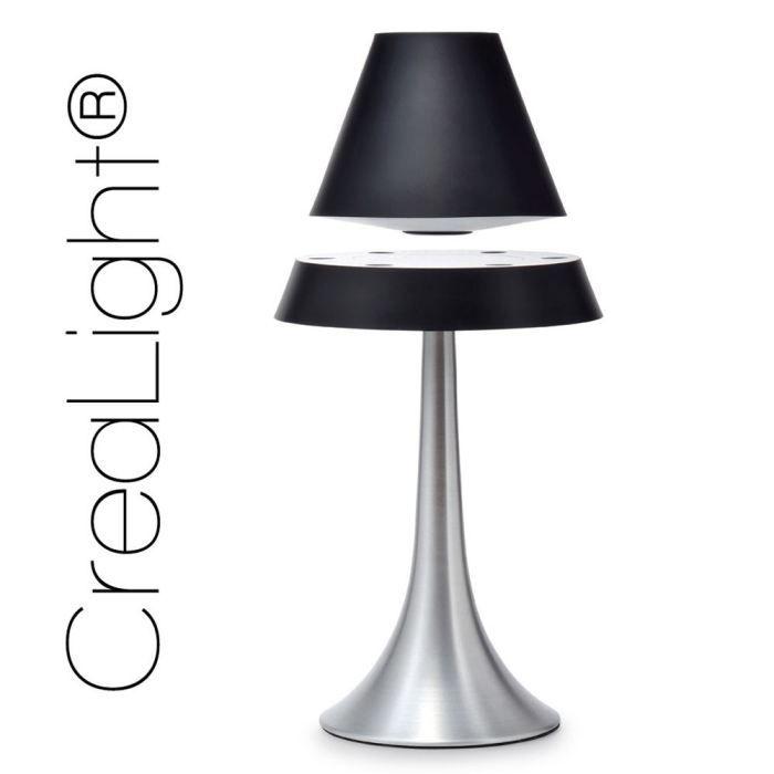 Lampe À Lévitation Vente H46cm Achat Crealight Magnétique tQrhds