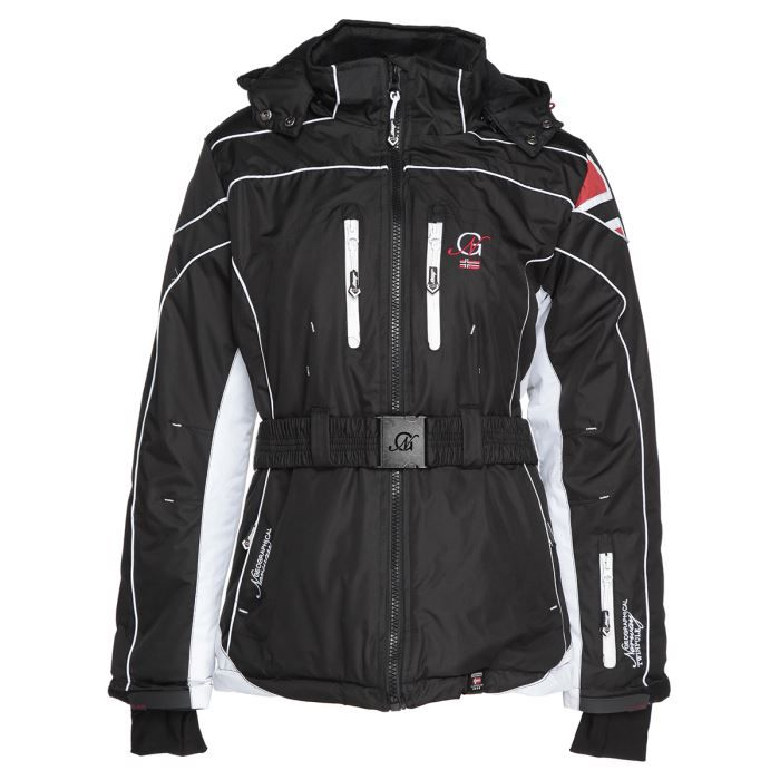 13ed42cffe0a4 GEOGRAPHICAL NORWAY Veste Ski Woupala Femme