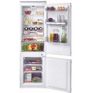 RÉFRIGÉRATEUR CLASSIQUE CANDY BCBS172FNPU-Réfrigérateur encastrable congél