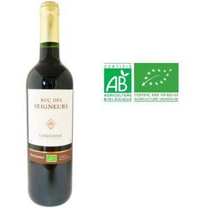 VIN ROUGE ROC DES SEIGNEURS Vin Bio du Languedoc - Rouge - 7