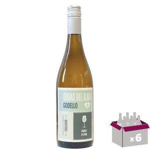 VIN ROUGE ONDAS DEL ALMA Monterrei Vin d'Espagne - Rouge - 7