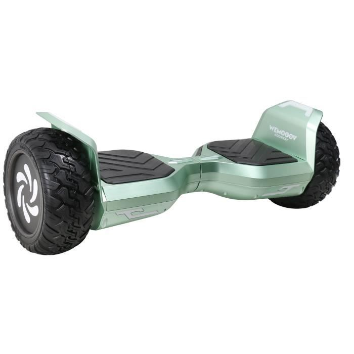 """HOVERBOARD WEMOOV Hoverboard électrique Country 8,5"""" - Tout t"""