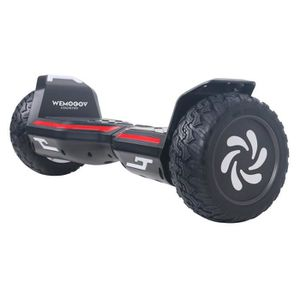 HOVERBOARD WEMOOV Hoverboard électrique Country - Tout-terrai