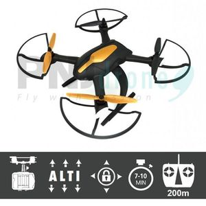 DRONE PNJ ONYX Drone support caméra sport compatible GoP