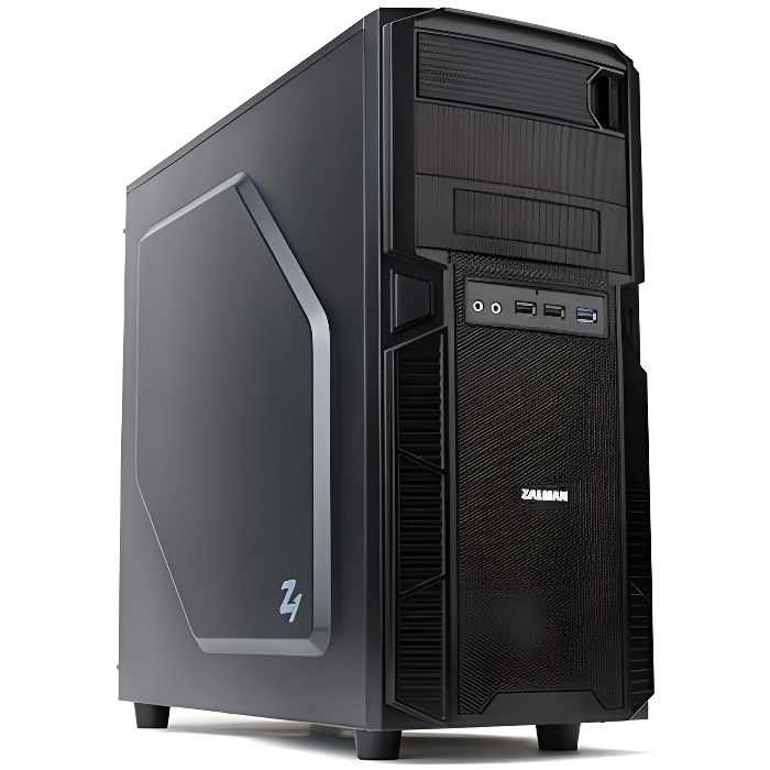 BOITIER PC  Zalman Z1 USB3.0