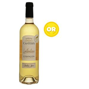 VIN BLANC Domaine Castera Cuvée L'authentique 2015 Jurançon