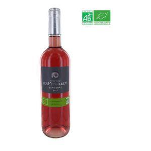 VIN ROSÉ hâteau Les Peyroulets 2017 Bergerac - Vin rosé du