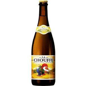 BIÈRE BRASSERIE D'ACHOUFFE La Chouffe Bière Blonde - 75