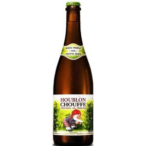 BIÈRE BRASSERIE D'ACHOUFFE Houblon Chouffe Bière Blonde