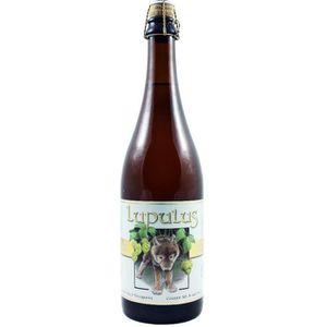 BIÈRE LES TROIS FOURQUETS Lupulus Bière Blonde - Triple
