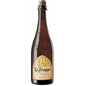 BIÈRE BRASSERIE LA TRAPPE Belgian Pale Ale - Bière Blond
