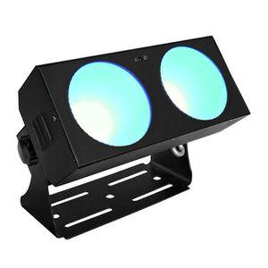 LAMPE ET SPOT DE SCÈNE AFX BARCOB2 Barre avec 2 projecteurs A LED Cob RGB