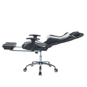 fauteuil bureau baquet noir achat vente pas cher. Black Bedroom Furniture Sets. Home Design Ideas