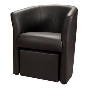 fauteuil achat vente fauteuil pas cher soldes d s le 10 janvier cdiscount. Black Bedroom Furniture Sets. Home Design Ideas