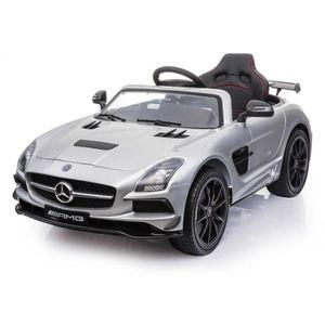 VOITURE ENFANT E-ROAD Voiture Electrique Enfant Type Maserati Rou