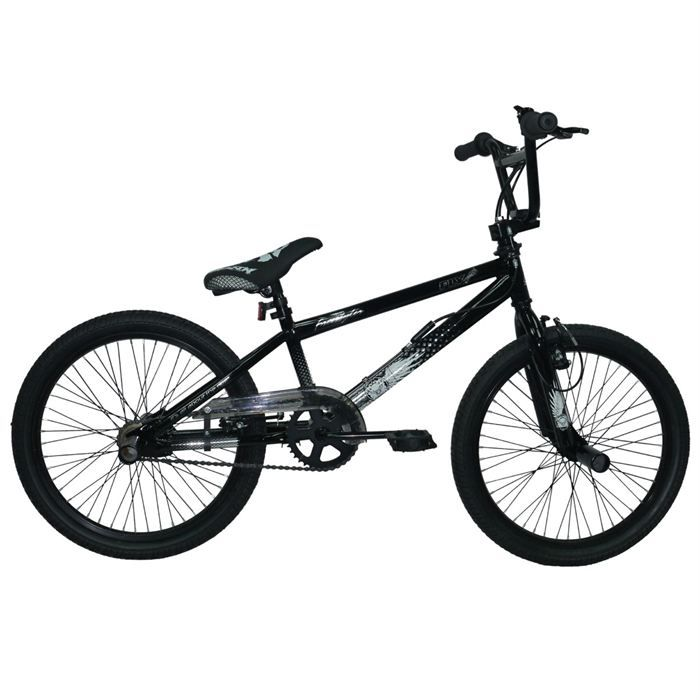 BMX Freestyle Rooster Noir