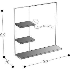 meuble salle de bain noir laque achat vente meuble salle de bain noir laque pas cher cdiscount. Black Bedroom Furniture Sets. Home Design Ideas