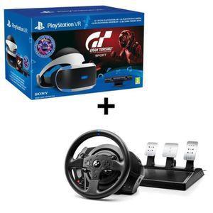 CONSOLE PS4 NOUVEAUTÉ Pack PlayStation VR + Caméra V2 + Gran Turismo Spo