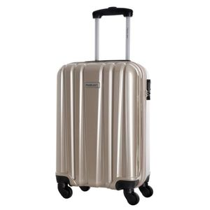 VALISE - BAGAGE TRAVEL ONE Valise Cabine Low Cost Rigide 4 Roues S