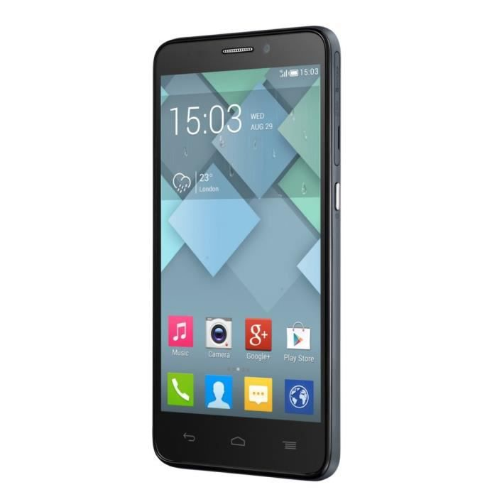 alcatel onetouch idol s 4g achat smartphone pas cher. Black Bedroom Furniture Sets. Home Design Ideas