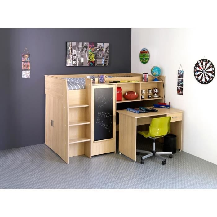 jules chambre enfant compl te achat vente chambre compl te jules chambre junior compl te. Black Bedroom Furniture Sets. Home Design Ideas